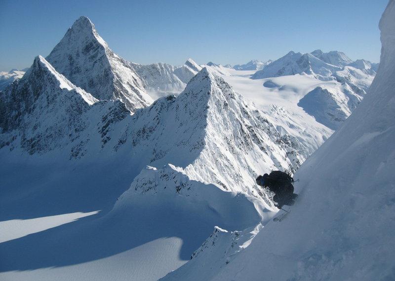 Avalanche Peak, Rogers Pass