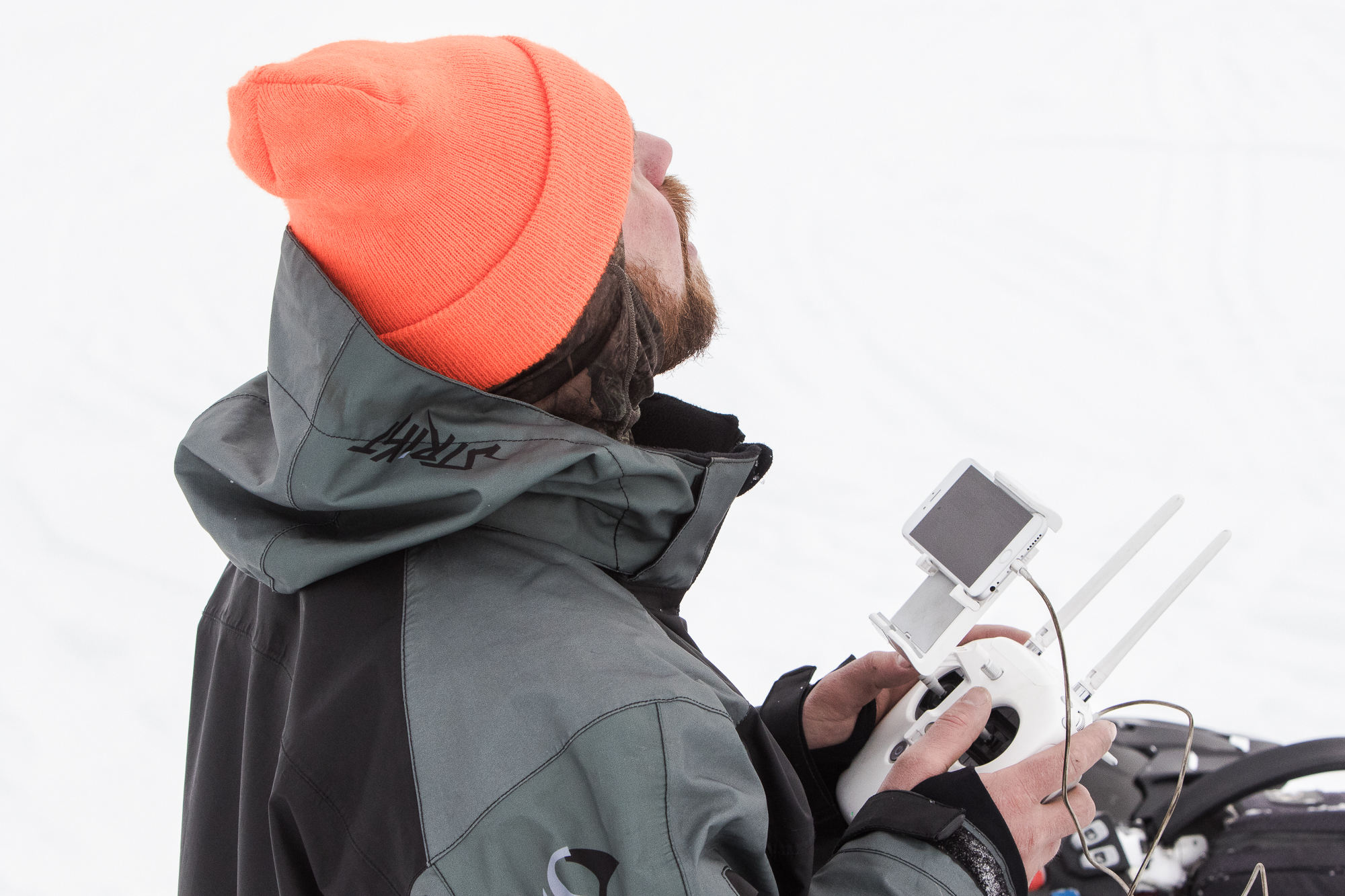 If you're within 9km of a tenured heli ski operation does that mean you can't fly a drone?