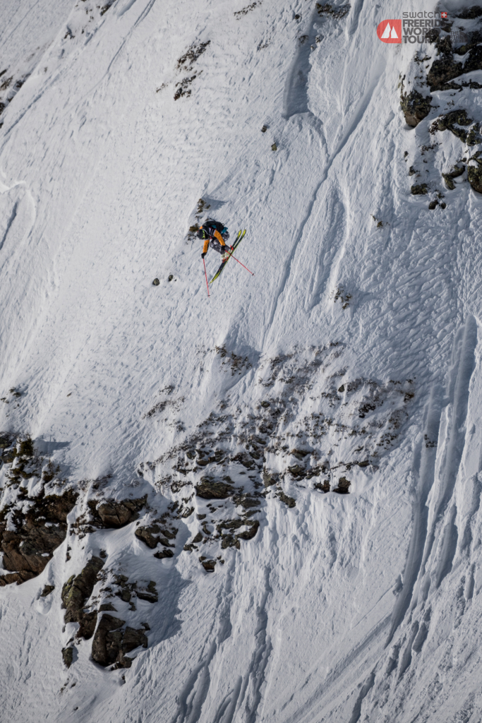 Swatch Freeride World Tour by The North Face 2015 - www.freerideworldtour.com