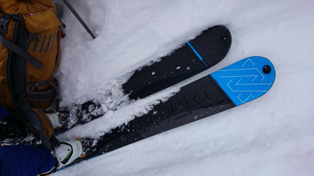Testing them on 122m waist skis.