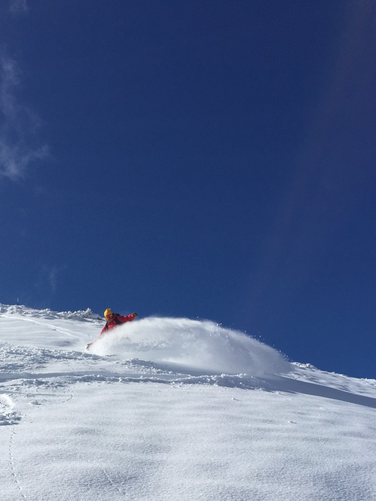 Silverton Mountain Snowboarder 3