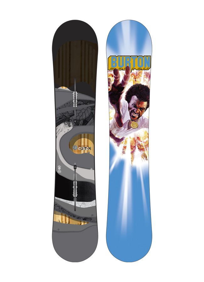2016 Burton Custom 20th Anniversary Snowboard – Regular Price $630 Boxing Week Sale Price $504