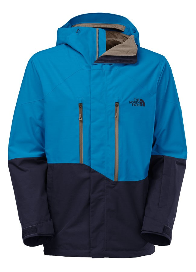 Conquer the no-fall zone with this ultra-durable, weather-proof 75D Gore-Tex 2L jacket that's designed to protect your upper half from abrasion and severe weather in the steeps. This jacket is Gore-tex waterproof and breathable with stretch to allow for greater range of mobility. Available in both men's and women's.