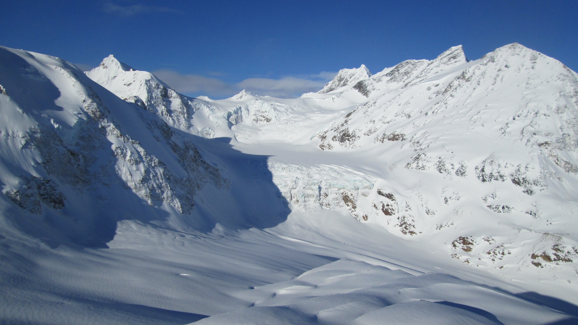 Valemount Glacier Destinations terrain
