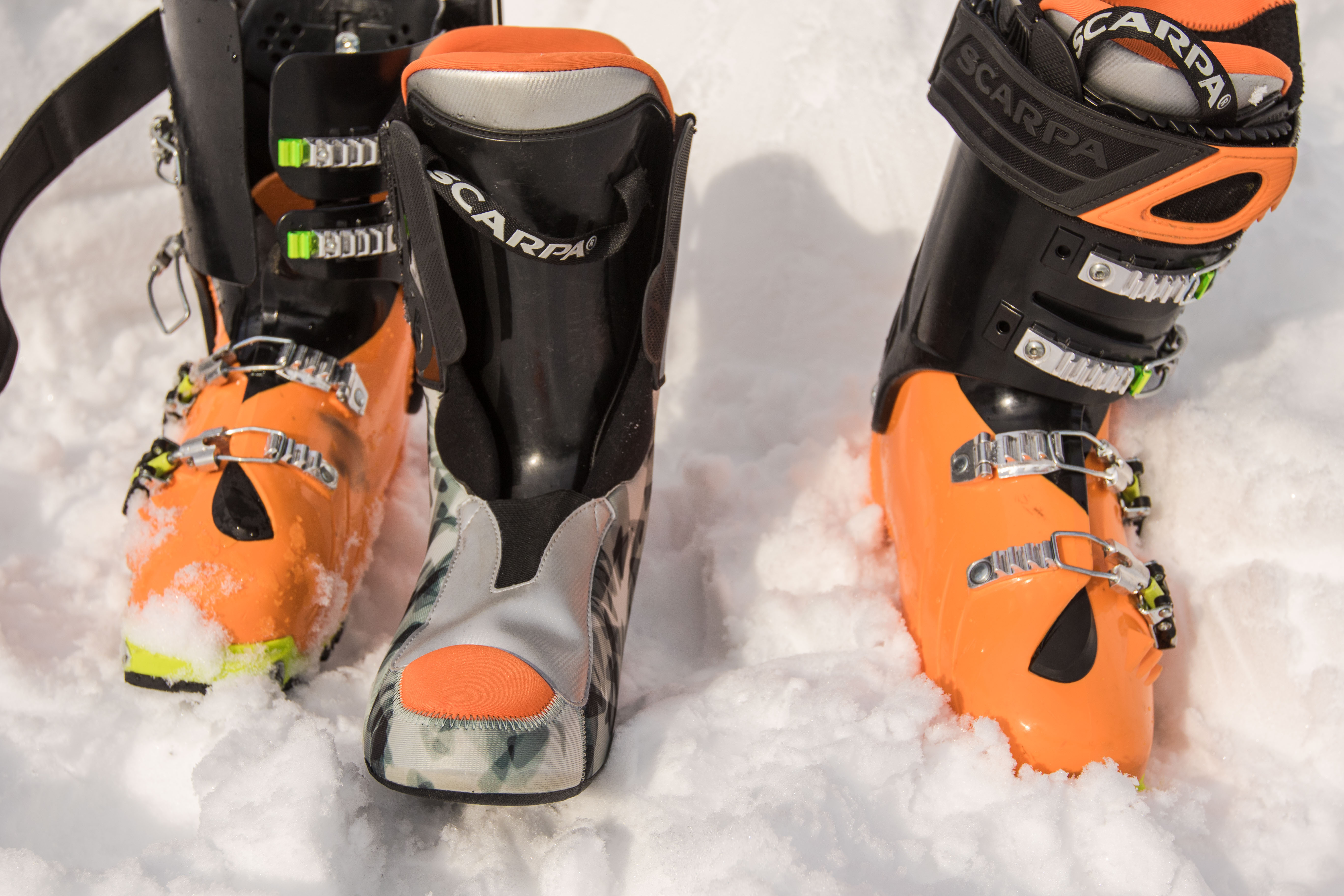 Scarpa Freedom Rs 130 Ski Boot Gear Review Biglines